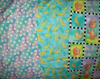 "Fabric Bundle""-Smart Kitty"""