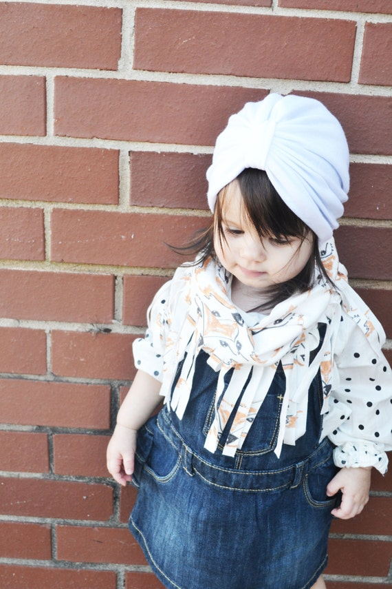 Jersey Knit Mini Turban
