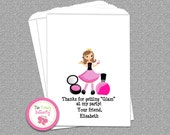 Glamour Girl Party Candy Bags, Goody Bags, Party Favor Bag