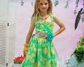 Lark Aqua Dress