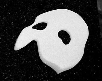 The Phantom of the Opera Rock Opera Musical Glitter Poster