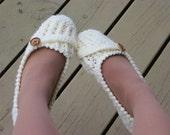 Slipper CROCHET PATTERN, US sizes 5 to 10, Woman's Slipper  Crochet Pattern, Anne Lee Slipper