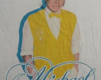 MICHAEL JACKSON vintage 1984 tour TSHIRT