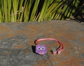 Chloe the Owl - Hearing Aid Cord or Cochlear Implant Cord