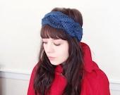 Bohemian Maiden Braid Ear Warmer Headband