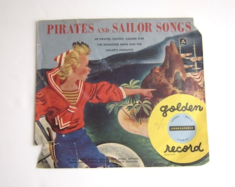 Pirates and Sailor Songs, Golden Record