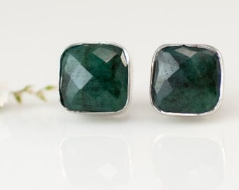 Earrings - Gem Stud