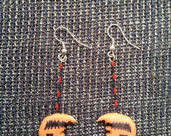Bad Candy - Trick 'r Treat Inspired Earrings
