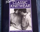 Vintage 1980s Knitting Patterns Book