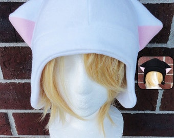 Chi Chobits Hat - Fleece Hat Adult, Teen, Kid - A winter, nerdy, geekery gift!