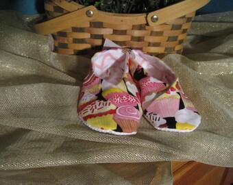 Cupcake Slipper Shoes