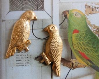 Vintage Love Bird (1 pair)