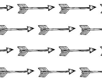 "Pillow Case Shooting Black Arrows - ModFox Exclusive Pillow Sham - Standard Pillow Case, 16""x16"", or 18""x18"" - Arrow Pillow Cover"