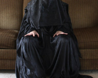 """Phantom of the Opera """"Don Juan"""" Hooded Cloak Inspired Costume - Made to Order! - Custom to Your SIze"""