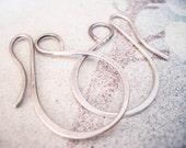 16 Gauge Looped Hoop Earrings