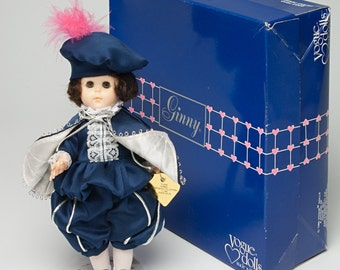 Vintage Ginny Doll Romeo from the Storybook Collection 1988 MWB