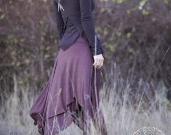 Long Pixie Skirt
