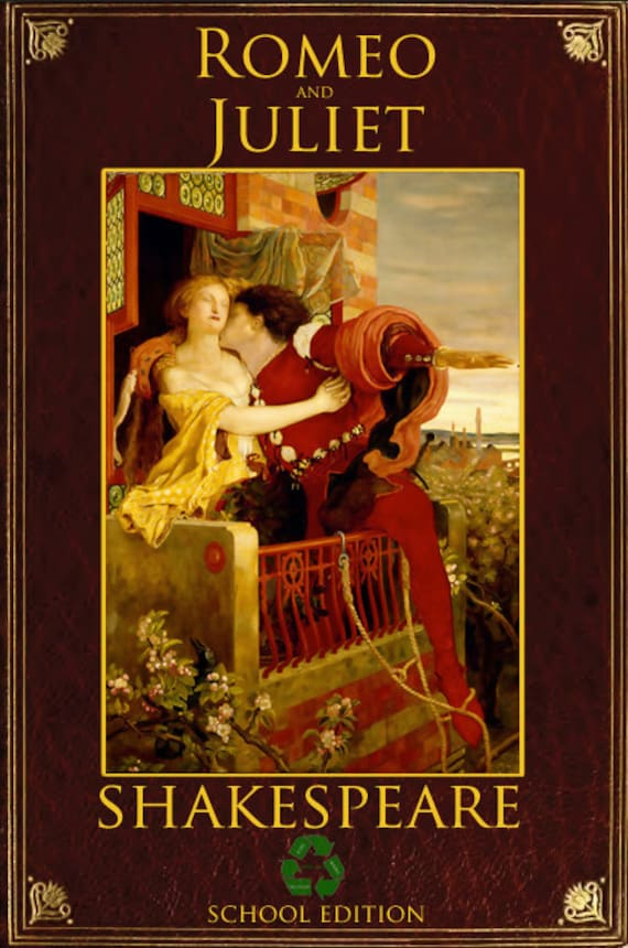 an analysis of the summary of the romeo and juliet by william shakespeare Romeo and juliet characters analysis features noted shakespeare scholar william hazlitt's famous critical essay about romeo and juliet's characters.