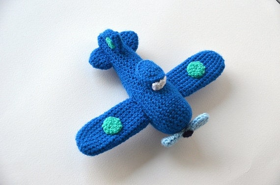 Airplane Crochet Pattern, Amigurumi Airplane Pattern, Crochet Airplane Amigurumi Pattern, Aircraft Crochet Pattern, Aircraft Amigurumi