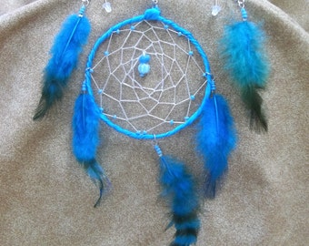 jewelry, turquoise dream catcher set