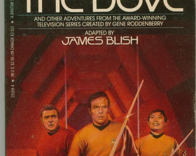 Star Trek: Day Of The Dove by James Blish 1985 Paperback