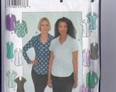 Simplicity Pattern 8189 size 18 20 22 Shirt