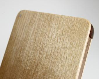 Wood Business Card Holder (Birch)
