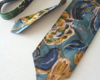 Rad Vintage 80s Men's Neck Tie retro fashion