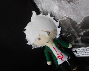 Super Dangan Ronpa 2 Inspired Plushie (Nagito Komaeda, Hajime Hinata OR Chiaki Nanami)
