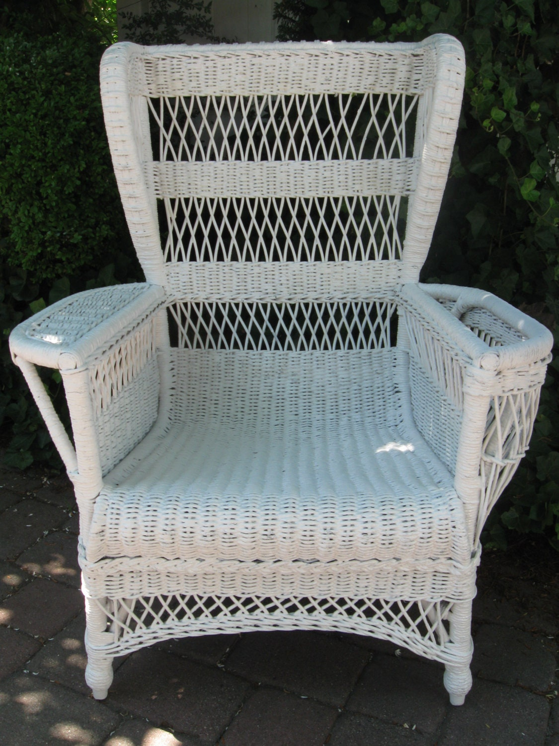 Vintage Bar Harbor Wicker Furniture