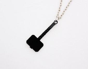 Mjölnir necklace