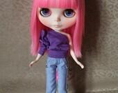 Blythe Flare Pants Light Jeans