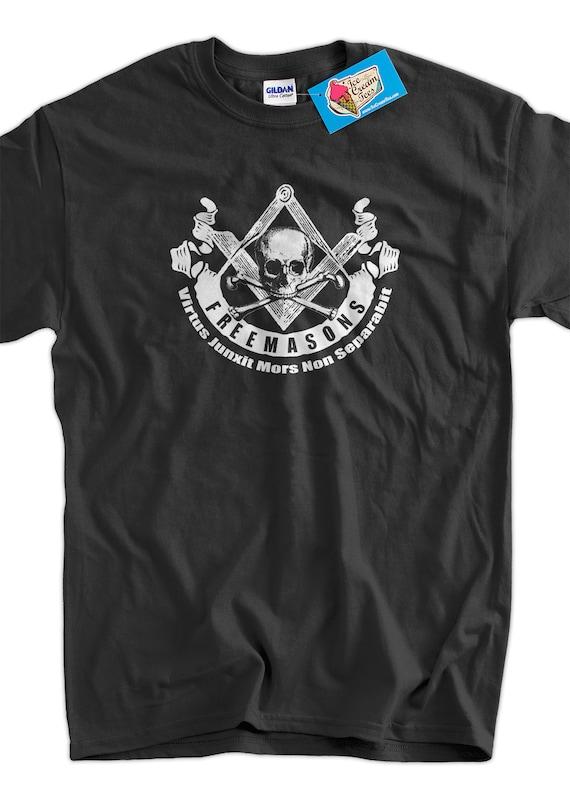 Masonic t shirt freemasonry tee shirt t shirt by icecreamtees for Mason s men s shirts
