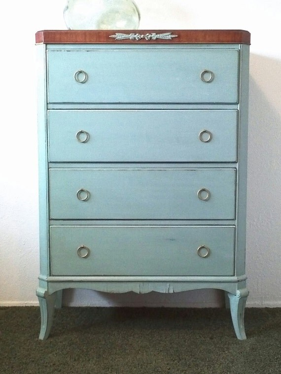 Items Similar To Antique 1910 Federal Dresser Chest Of