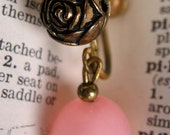 Rose Pink Drop Vintage sc...