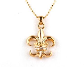 Royal Fleur de lis- Silver, Gold, Black, Purple