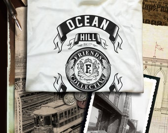 Ocean Hill Brooklyn N.Y.  T-shirt
