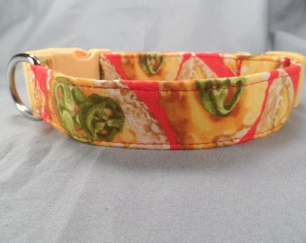 Hot Nachos Dog Collar