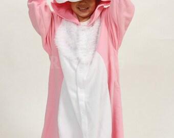Halloween KIGURUMI Animal Pajamas Pyjamas Costume  Kid SLOTH    rabbit
