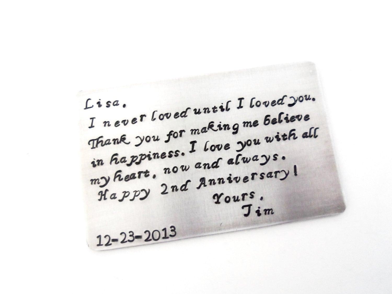 2nd Anniversary Gift Ideas For Husband Eskayalitim