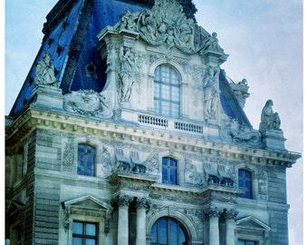 Paris France Photograph -8 x 10 Parisian Architect-Home-Louvre Musee-Decor-Travel France Architecture- -Fine Art Paris Photos