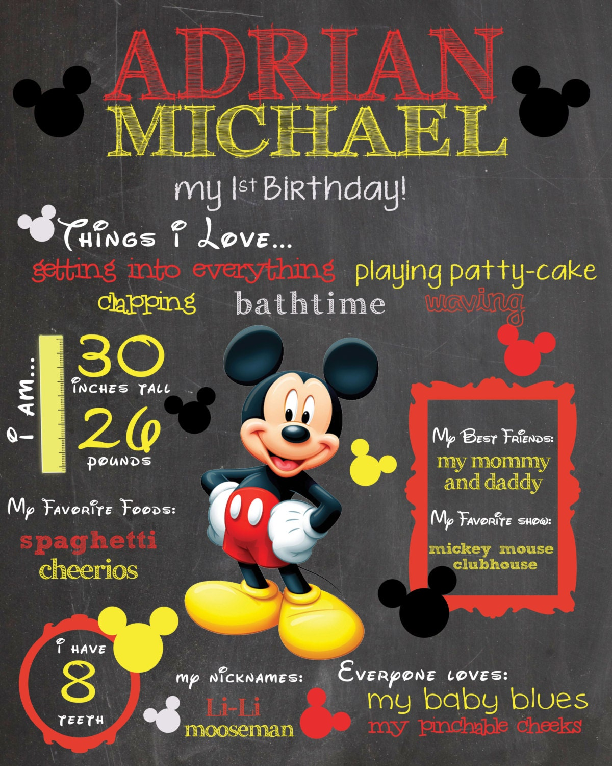 Customized Minnie Mouse Invitations for amazing invitation example