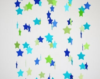 star nursery mobile baby shower gift nursery decor baby shower