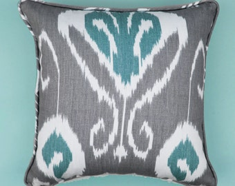 Custom Welted  Pillow