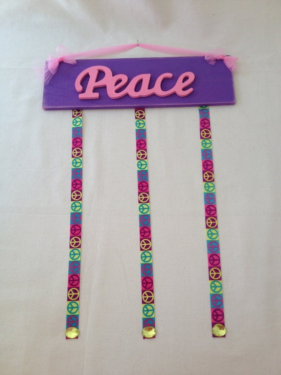 Peace Sign Bedroom Accessories: Unavailable Listing On Etsy