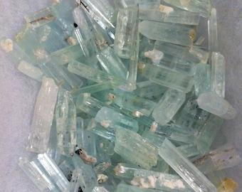 Aquamarine Crystals Small Pakistan