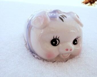 sweet little piggy bank