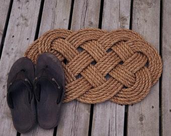 Manila Rope Rug