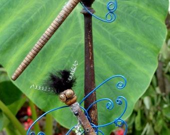 Dragonfly Sculpture, Recycled  Art Sculpture