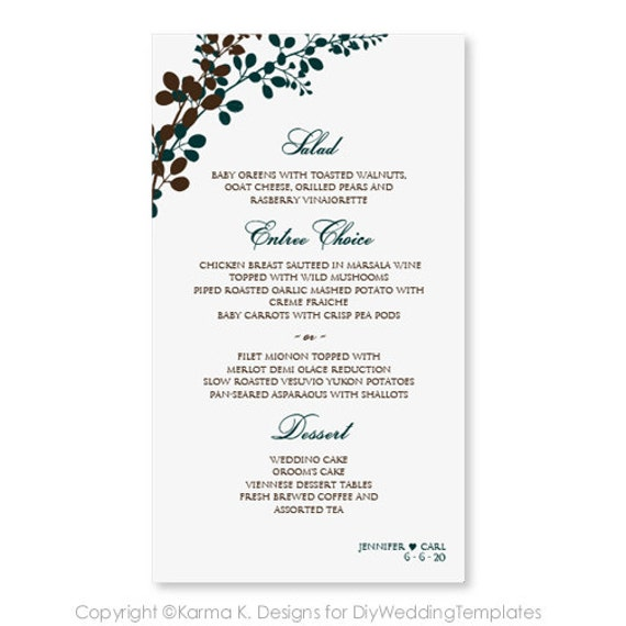 Wedding Card Templates Word Bookhotels Tk